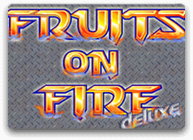 Автомат Fruits On Fire играть онлайн