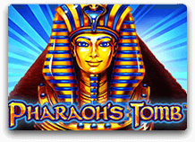 Автомат Pharaoh's Tomb играть онлайн