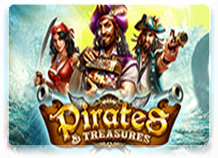 Pirates Treasures игровой автомат