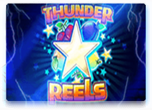 Вулкан игровой автомат Thunder Reels