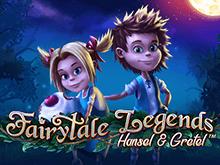 Портал Вулкан Делюкс: автомат Fairytale Legends: Hansel and Gretel