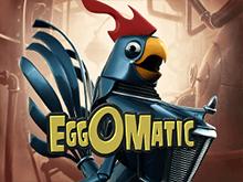 Eggomatic – игровой автомат казино Вулкан с реальным выигрышем