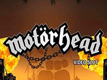 Играйте в онлайн-симулятор Моторхед за деньги в казино Vulkan Chempion