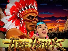 Огненный Ястреб – азартный игровой автомат в виртуальном казино онлайн