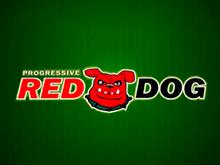 Red Dog Progressive – виртуальный игровой автомат на зеркале Вулкан