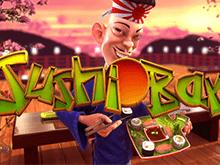 Sushi Bar – игровой автомат на зеркале виртуального казино Вулкан