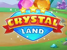 Начинайте играть в автомат Crystal Land онлайн прямо сейчас