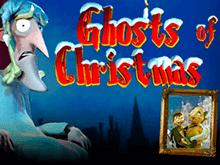 Играйте онлайн в аппарат Ghosts Of Christmas на сайте казино