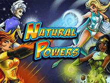 Natural Powers – игровой слот с интересной тематикой