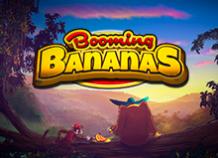 Играйте онлайн в азартный трехбарабанный аппарат Booming Bananas