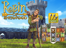 Robin Of Sherwood – виртуальный онлайн слот от Microgaming
