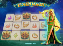 Elven Magic – играть онлайн в автомат от Red Tiger Gaming